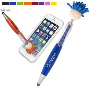 MopTopper™ Screen Cleaner With Stylus Pen