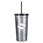 24 Oz. Sequin Tumbler